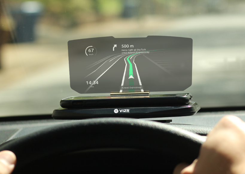 How VIZR Can Help You Safely Navigate When Driving